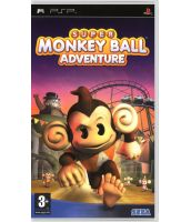 Super Monkey Ball Adventure (PSP)